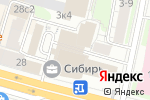 Схема проезда до компании Storm Properties в Москве