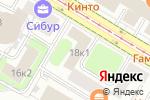 Схема проезда до компании Феймос Кальян в Москве