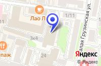 Схема проезда до компании АКБ СОЮЗОБЩЕМАШБАНК в Москве