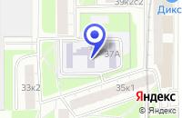 Схема проезда до компании ТФ МАГАЗИН ШАТУРА-МЕБЕЛЬ в Москве