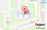 Схема проезда до компании КОМБИНИРОВАННОГО ВИДА ДЕТСКИЙ САД № 966 в Дмитрове
