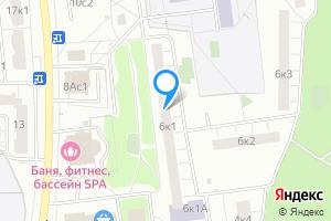 Сдается двухкомнатная квартира в Москве Дубнинская ул., 6к1