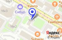 Схема проезда до компании МЕБЕЛЬНЫЙ САЛОН ЭНДИ в Москве