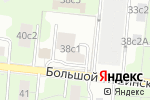 Схема проезда до компании ТРАНС-М в Москве
