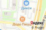 Схема проезда до компании Авто 01 в Москве