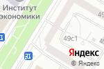 Схема проезда до компании Dial-Export в Москве