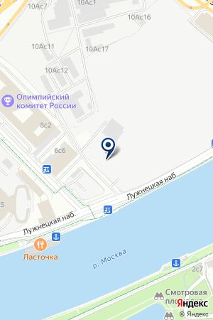 ТФ АЛЬТЕРОС на карте Москвы