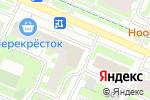 Схема проезда до компании Норма в Москве