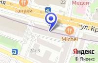 Схема проезда до компании ИНСТИТУТ ЭФФЕКТИВНОГО ДОЛГОЛЕТИЯ в Москве