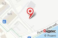 Схема проезда до компании Центрэксперт в Москве