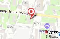 Схема проезда до компании Экспресс-Полиграф в Москве