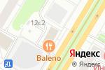 Схема проезда до компании Сеть салонов бытовых услуг в Москве