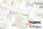 Схема проезда до компании Кафе в Верхнем Предтеченском переулке в Москве
