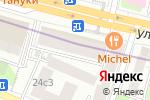 Схема проезда до компании Красная пресня 21, ТСЖ в Москве