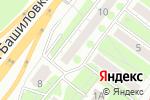 Схема проезда до компании Беговой в Москве