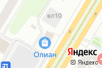 Схема проезда до компании Санрайз тур в Москве