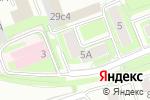 Схема проезда до компании Сити+ в Москве