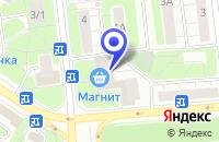Схема проезда до компании МЕБЕЛЬНЫЙ МАГАЗИН ГАРАНТ в Москве