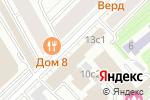 Схема проезда до компании Развитие, НП в Москве