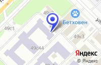 Схема проезда до компании МЕБЕЛЬНЫЙ МАГАЗИН САЛОН ДИВАНОВ в Москве