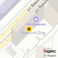 Световой день по адресу Россия, Московская область, Москва, Вавилова улица, 27