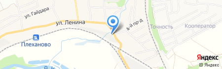 Аквасервис на карте Хрущёво