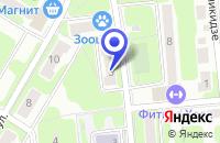 Схема проезда до компании ПТФ ЕВРОМОДУЛЬ в Москве