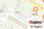 Схема проезда до компании Mosurservis в Москве
