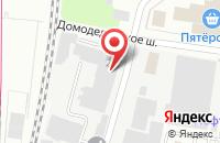 Схема проезда до компании РЕСПЕКТ АВТО в Подольске