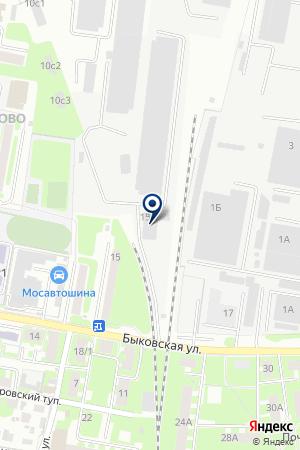 Люмторг на карте Подольска