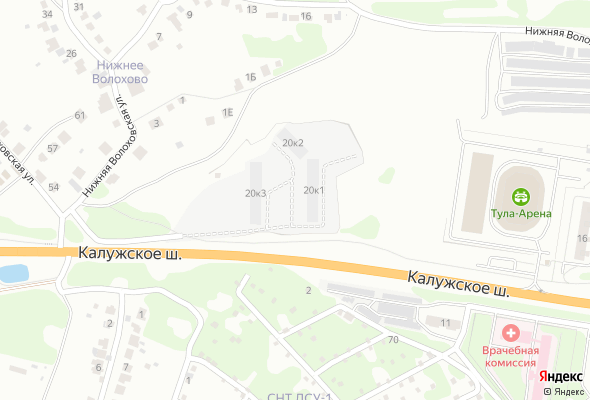ЖК Южный квартал