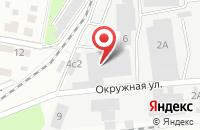 Схема проезда до компании Окна-Стар в Подольске