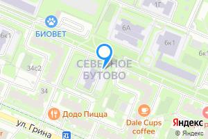 Студия в Москве м. Улица Старокачаловская, Юго-Западный административный округ, район Северное Бутово