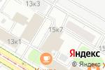Схема проезда до компании Disole в Москве