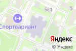Схема проезда до компании Центр образования №1681 в Москве
