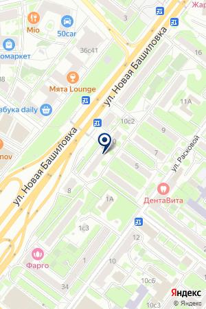 БЛАГОТВОРИТЕЛЬНЫЙ ФОНД РУССКАЯ СЕМЬЯ на карте Новой