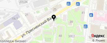 АвтоСтоп на карте Москвы