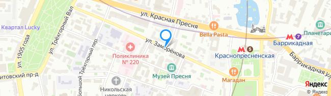 улица Заморенова