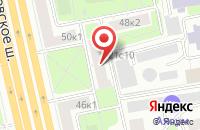 Схема проезда до компании Оsbplyta.ru в Грибках