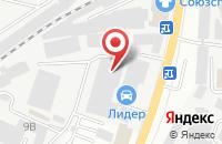 Схема проезда до компании Олимп в Подольске