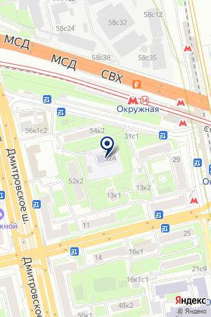 МАГАЗИН МЕБЕЛЬ-24 на карте Дмитрова