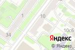 Схема проезда до компании Свет в Москве