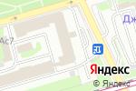 Схема проезда до компании Кранталь М в Москве