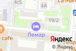 Схема проезда до компании MDC в Москве