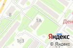 Схема проезда до компании Детский сад №2115 в Москве