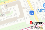 Схема проезда до компании Roif Expert в Москве