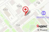 Схема проезда до компании Ого в Москве