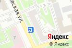 Схема проезда до компании Дина в Москве