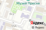 Схема проезда до компании SPEKTR PLANET в Москве