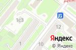 Схема проезда до компании Шантимэль в Москве